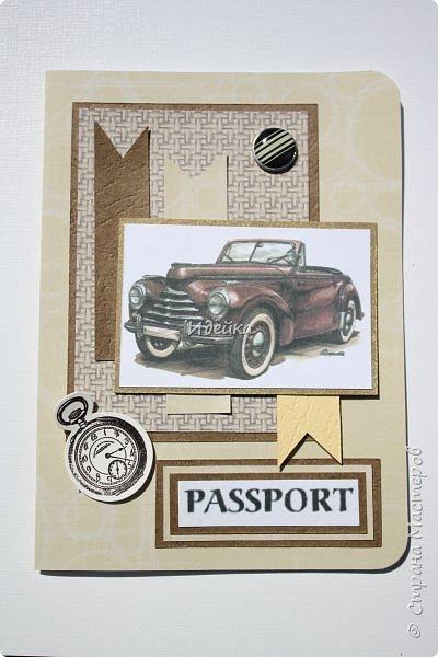Попросили меня сделать, что-то памятное для семьи, которая уезжает в Канаду на ПМЖ. Сделала обложки на паспорт. Не тяжелое, не объемное, много места не занимает, зато, когда пользуешься, сразу вспоминаешь дарителя.  фото 2