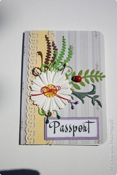 Попросили меня сделать, что-то памятное для семьи, которая уезжает в Канаду на ПМЖ. Сделала обложки на паспорт. Не тяжелое, не объемное, много места не занимает, зато, когда пользуешься, сразу вспоминаешь дарителя.  фото 3