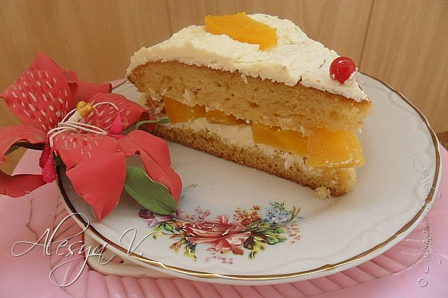 С добрым субботним утром/днём, жители и гости Страны! С утра надо есть тортики)) Угощайтесь! фото 1