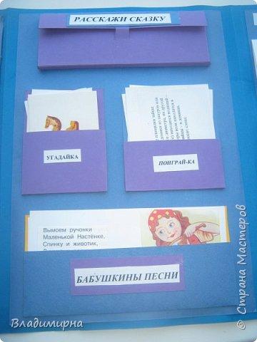 Лэпбук о народной культуре. фото 5