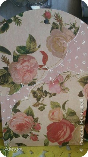 Вот такие розовые  досочки получились .Как любят говорить у нас в Стране-роз много не бывает:-) фото 4