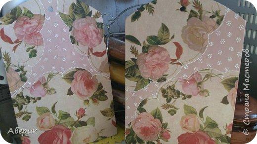 Вот такие розовые  досочки получились .Как любят говорить у нас в Стране-роз много не бывает:-) фото 5