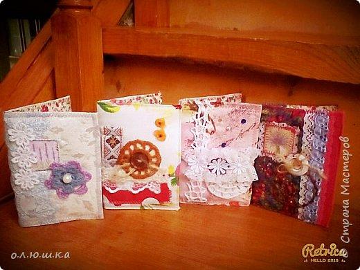 Обложки на паспорт готовы! фото 2
