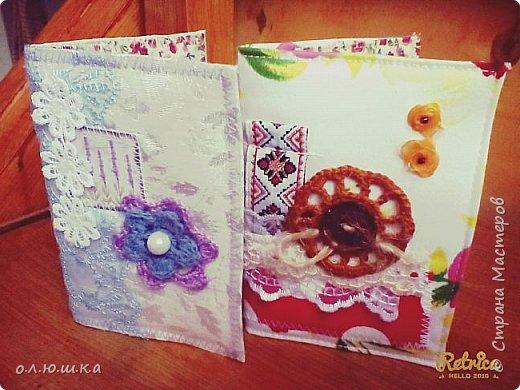 Обложки на паспорт готовы! фото 5