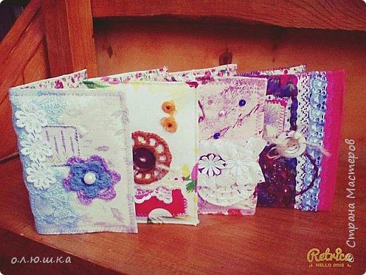 Обложки на паспорт готовы! фото 1