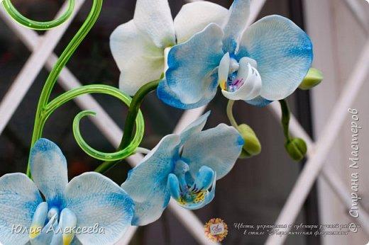 Долго я шла к этому цветку, все никак не решалась, хотя каттеры и молды на него приобрела самыми первыми  фото 6
