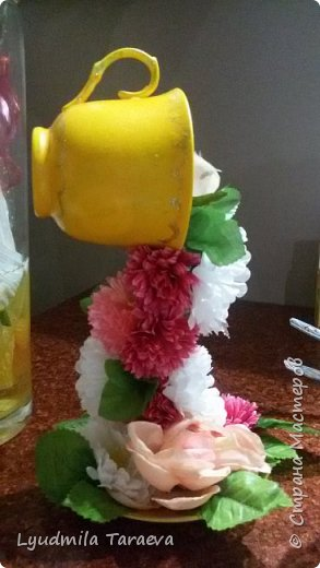 топиарий в чашке фото 2