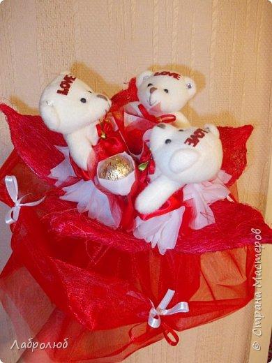 букеты из игрушек фото 2