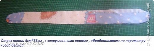 "Балдахин на детскую кроватку ""Ми-ми-мишки""  фото 11"