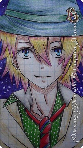 """Сё Курусу - персонаж аниме """"Поющий принц"""". Вокалист группы """"Starish"""". Играет на скрипке. Ему 16 лет, вместе с Отоей Иттоки самый младший в группе. Родился 9 июня, по знаку зодиака - близнецы. фото 2"""
