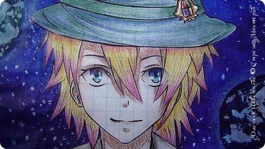 """Сё Курусу - персонаж аниме """"Поющий принц"""". Вокалист группы """"Starish"""". Играет на скрипке. Ему 16 лет, вместе с Отоей Иттоки самый младший в группе. Родился 9 июня, по знаку зодиака - близнецы. фото 3"""