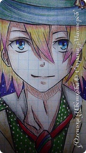 """Сё Курусу - персонаж аниме """"Поющий принц"""". Вокалист группы """"Starish"""". Играет на скрипке. Ему 16 лет, вместе с Отоей Иттоки самый младший в группе. Родился 9 июня, по знаку зодиака - близнецы. фото 4"""