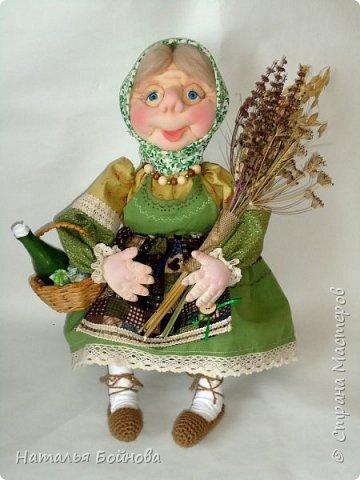 Еще одна милая старушка , которая знает толк в травках)) фото 1