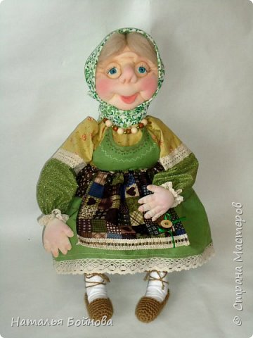 Еще одна милая старушка , которая знает толк в травках)) фото 4