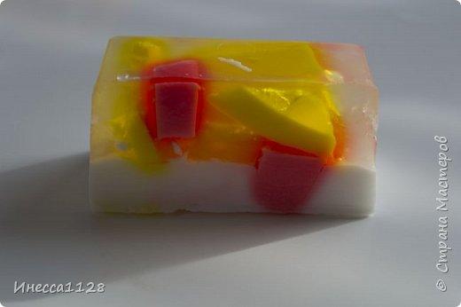 Мыло из мыльной основы фото 2