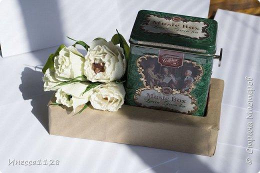 Чай со свит-букетиком фото 1