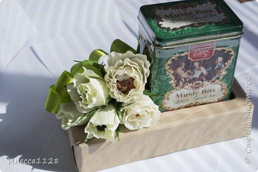 Чай со свит-букетиком фото 3
