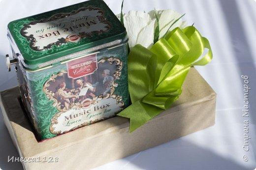 Чай со свит-букетиком фото 4