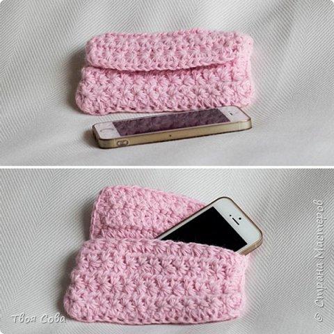 Чехол-сумочка для телефона фото 1