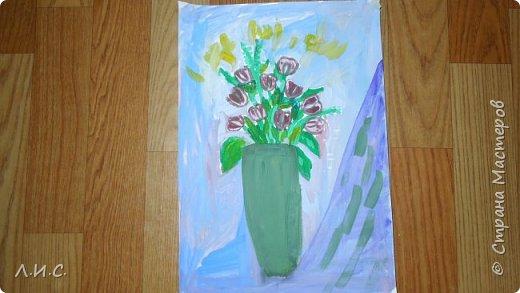 Доча очень любит рисовать,хочу поделиться с Вами своей гордостью и представить здесь некоторые из её работ. фото 3