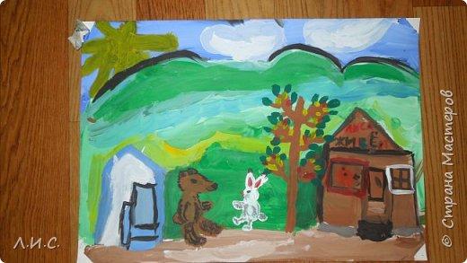 Доча очень любит рисовать,хочу поделиться с Вами своей гордостью и представить здесь некоторые из её работ. фото 2