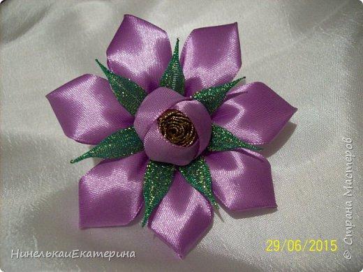 Цветок простой, но мне очень нравится! фото 1