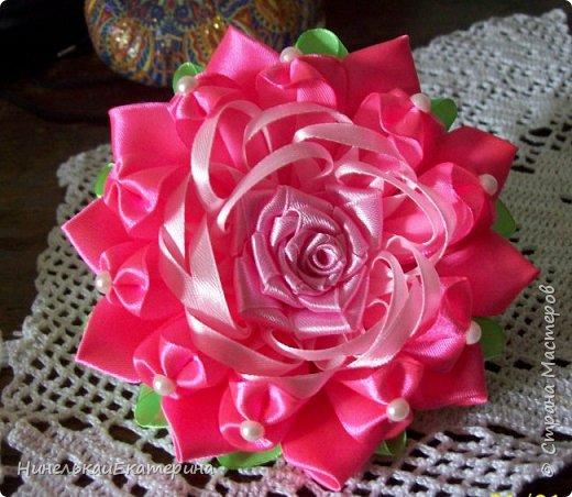 Цветок простой, но мне очень нравится! фото 4