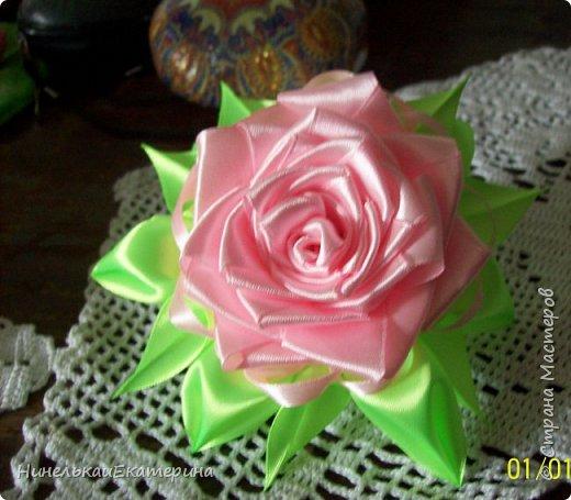 Цветок простой, но мне очень нравится! фото 5