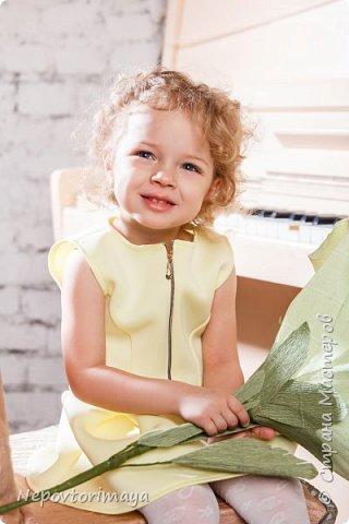 25 марта доченьке исполнилось 3 годика, в связи с этим родилось такое угощение в садик.Внутри жестяная коробка с Барни. фото 16