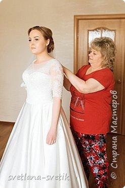 Туфельки для....Нет-нет... Для невесты! А вы что подумали?  фото 9
