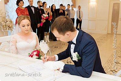 Ответственный момент.Невеста... фото 2