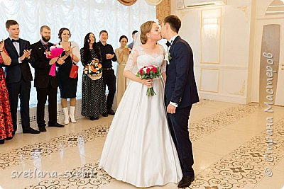 Ответственный момент.Невеста... фото 3