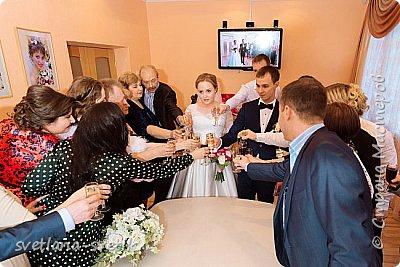 Ответственный момент.Невеста... фото 4
