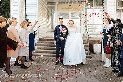 Ответственный момент.Невеста... фото 5