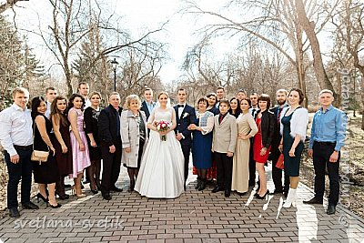 Ответственный момент.Невеста... фото 6