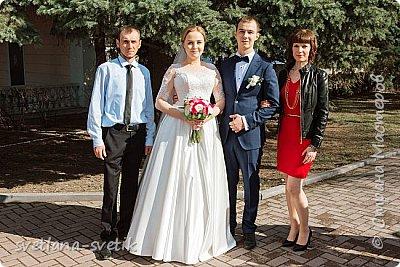 Ответственный момент.Невеста... фото 7