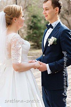 Ответственный момент.Невеста... фото 9