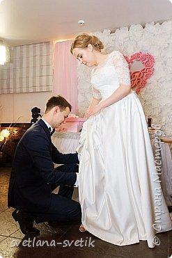 Ответственный момент.Невеста... фото 28