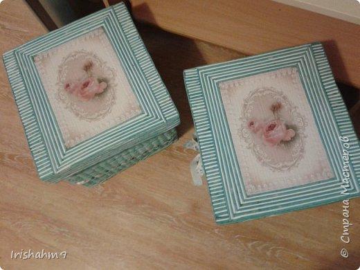 """Эти коробочки я сплела для себя любимой. Для хранения своих """"хомячьих"""" запасов. фото 1"""