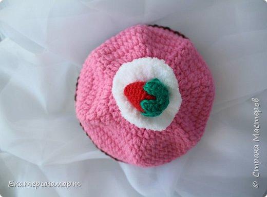 Решила связать шапочки для младенцев для фотосъемки =) вот, что у меня получилось =) фото 8