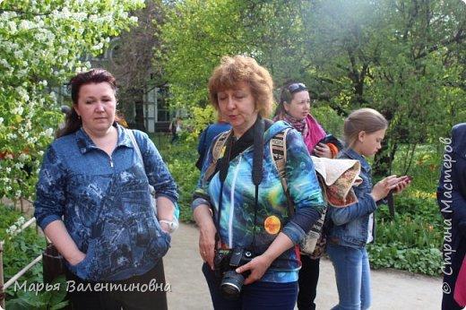 Итак, мы в ботаническом саду МГУ.  310  лет назад заложен этот сад. фото 4