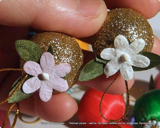 Обновление ёлочных игрушек. фото 6