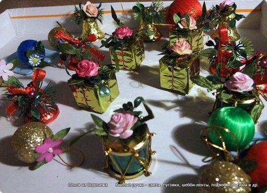 Обновление ёлочных игрушек. фото 9