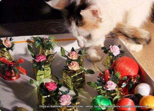 Обновление ёлочных игрушек. фото 10
