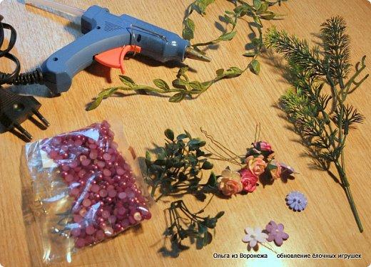 Обновление ёлочных игрушек. фото 2