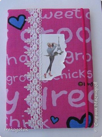 SketchBook для очаровательной Леди! Работа была выполнена на заказ фото 1