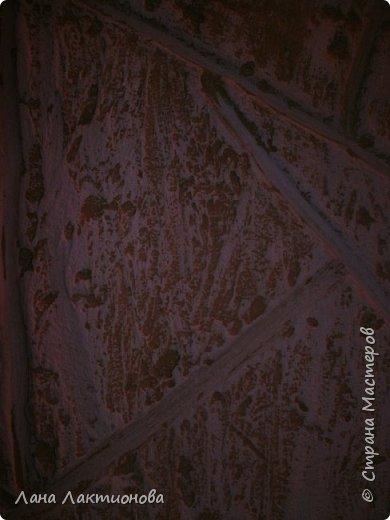 Вот такая у меня получилась каменная стена под песчаник. ХОД РАБОТЫ: фото 11