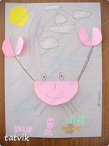 Решили с ребятами 5-6 лет сделать таких крабиков. Нетрудно и интересно. За идею спасибо Людмиле Т. http://stranamasterov.ru/node/933395?c=favorite . Детские работы получились разные и такие выразительные. фото 5