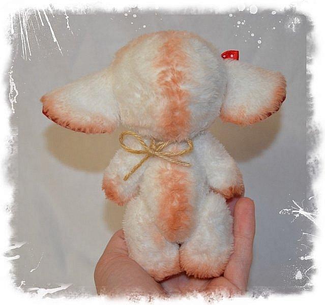 Всем Привет!!! Встречайте Новых Плюшек))) Слоняшка-Сиренька))) Рост 22 см. фото 8