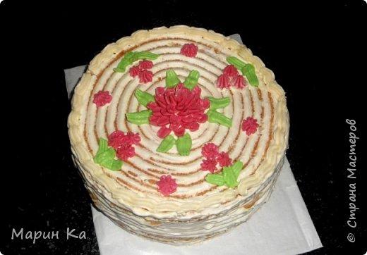 ....немножко тортиков. фото 3